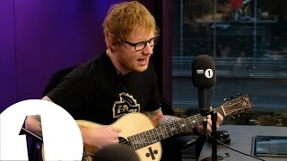 Repeat youtube video Ed Sheeran - Castle On The Hill (Live)