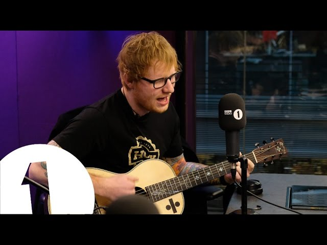Ed Sheeran Castle On The Hill Live Chords Chordify