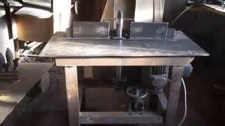як зробити фрезерний верстат своїми руками показати