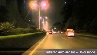 Infrared auto sensor