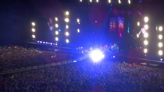 COLDPLAY - A Head Full Of Dreams - LIMA 2016-04-05