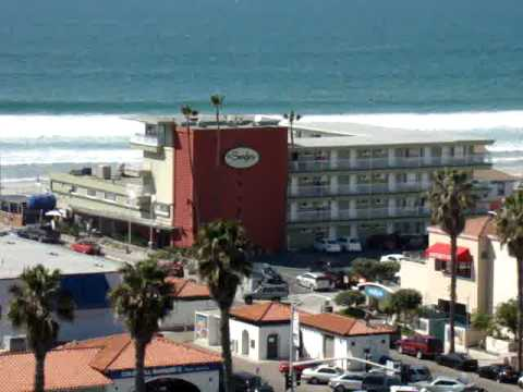 The Surfer Beach Hotel Pacific Beach Drive San Diego Ca