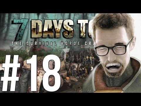 7 Days to Die - ขอร้องให้โอกาสคนกลัวอย่างฉันบ้าง!? (18)