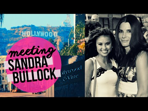 My First Time in California (DAY 2): Hollywood Sign, Surreality + Meeting My Favorite Celebrities?!