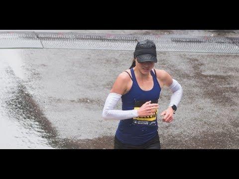 With little marathon experience, Sarah Sellers stuns running world with Boston finish