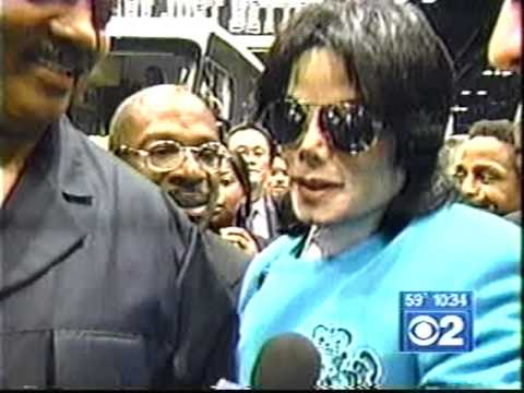 Michael Jackson Chicago 2003 Mccormick Place