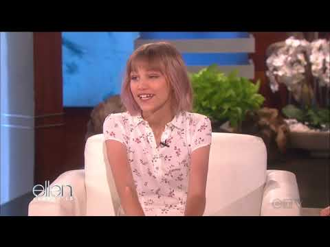 Grace VanderWaal at Ellen DeGeneres Show ( Performance and Interview )