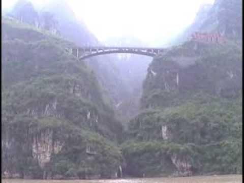 China 2001: Qutang Gorge