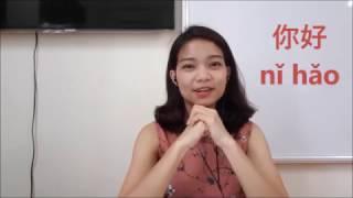 Baixar Tiếng Trung giao tiếp - Cách chào hỏi cơ bản trong tiếng Trung
