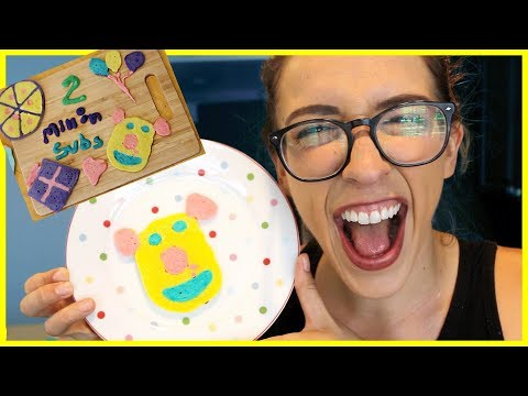 Pancake Art Party!!