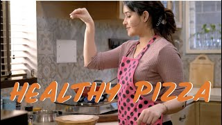DIABETIC RECIPE | Healthy Pizza
