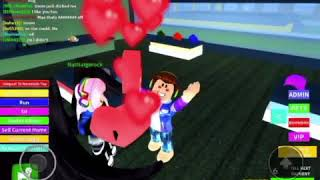 I'm getting a girlfriend on roblox