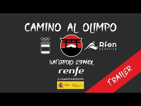 Trailer Camino al Olimpo Waterpolo Español
