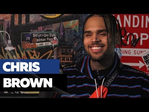 Chris Brown On Talking To Rihanna About His Doc, Royalty, & His Evolution