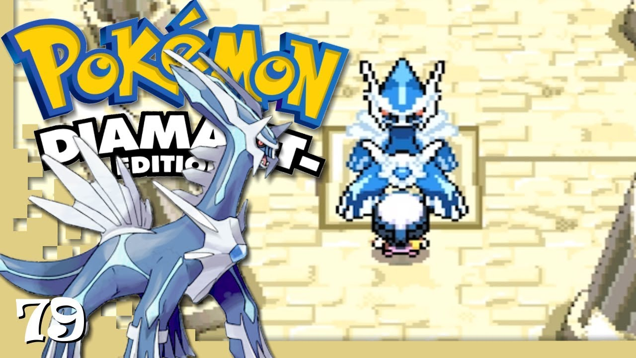 Das legend re pokemon dialga zuschauerprojekt pokemon diamant 79 miri33 nintendo ds - Pokemon rare diamant ...