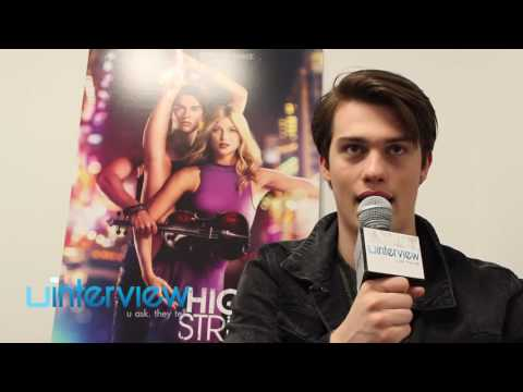 Nicholas Galitzine on 'High Strung'