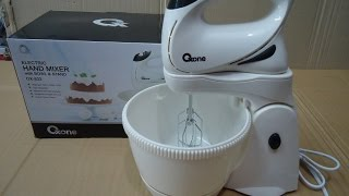 Stand Mixer Oxone Ox 833 [unboxing]