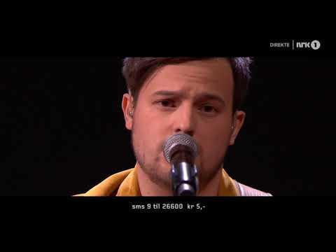 Adrian Jørgensen - The Bubble - LIVE - Melodi Grand Prix 2019 - NORWAY