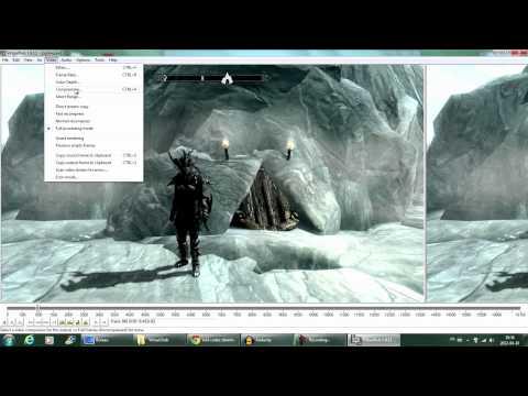 Tuto : Compresser une vidéo en HD 1080p rapidement avec Virtualdub !