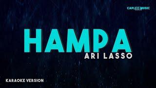 Download Ari Lasso - Hampa (Karaoke Version)