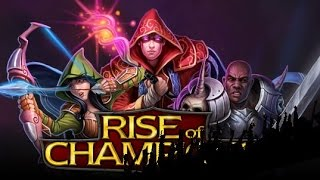 MMO Game Tip - Rise of Champions