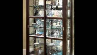 Curio Cabinets For Sale