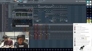 Studio Streaming Session - Dexfa & Clevt MP3