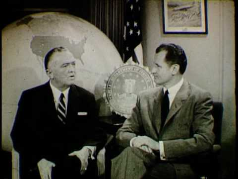 Senator George Smathers Reports - J. Edgar Hoover Communism Interview (c. 1960)