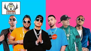 PAM Remix - Justin Quiles, Daddy Yankee, El Alfa Ft. Darell, Shelow Shaq & Lirico En La Casa (Video)