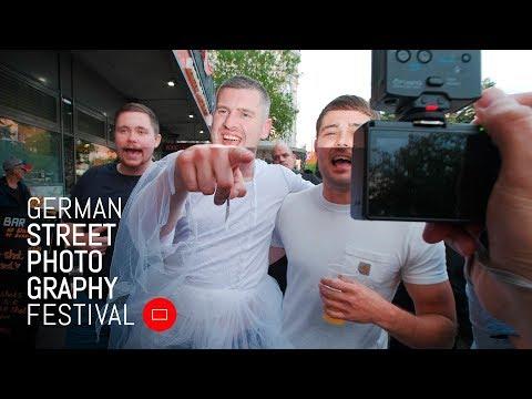 GERMAN STREET PHOTOGRAPHY FESTIVAL 2019 - Super Vlog!