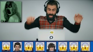 Arkadaşlarımızı Trolledik: Komik Video Yerine Korku İzlettik!