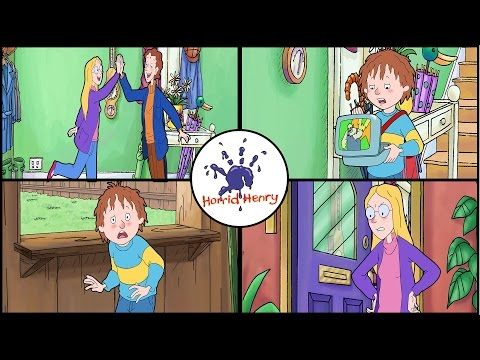 Horrid Henry - The Purple Hand Gang | Full Episodes | British Kids Cartoons