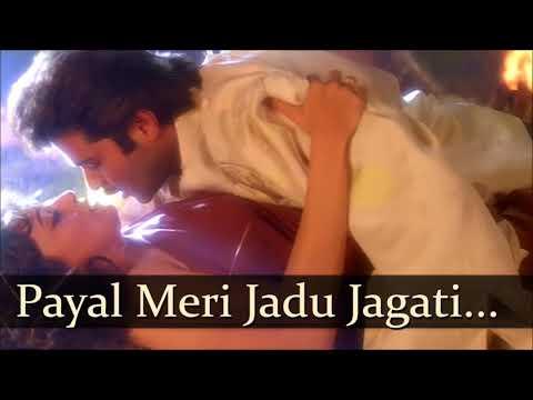 Payal Meri Jadu Jagati Hai Karaoke - Rajkumar