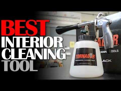 Best Car Interior Cleaning Tool YouTube