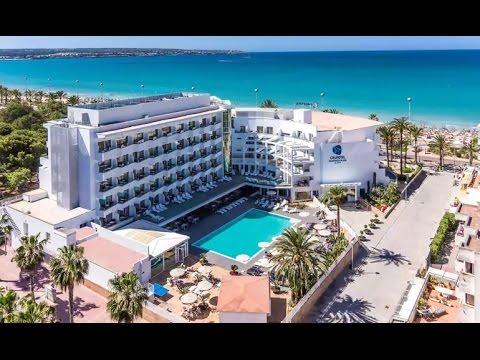 Grupotel Acapulco Playa, Playa De Palma, Majorca - AdultyHotels.com