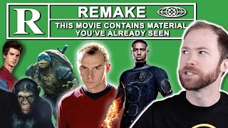 Why Are There So Many Remakes?? (besides $$$) | Idea Channel | PBS Digital Studios