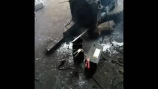 Запуск движка взрыв акума Уфа Башкирия(, 2017-04-22T17:14:14.000Z)