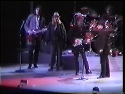Bob Dylan, Van Morrison, Joni Mitchell ,I Shall Be Released George WA 16.05.1998