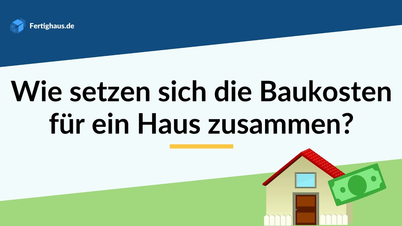 Was kostet ein Haus? | Fertighaus.de Ratgeber