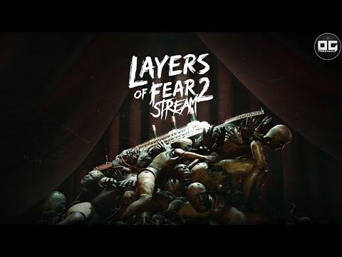 Layers of Fear 2 СТРАШНО? НОВЫЙ ХОРРОР