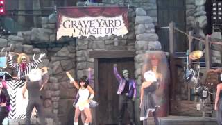 Beetlejuice Graveyard Mash Up 2014 - Version 4 (HD)