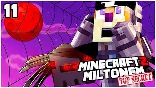 ️ MILTON LECI NA MARSA?! Galacticraft 1.10.2 - MINECRAFT Z MILTONEM TOP SECRET #11
