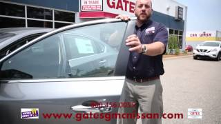 2015 Nissan Altima with Jimmy Satalino Gates Buick GMC Nissan North Windham CT