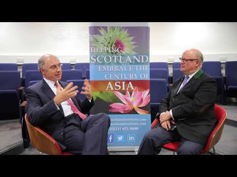 Xavier Rolet - Asia & Scotland: The Opportunity for Financial Partnership