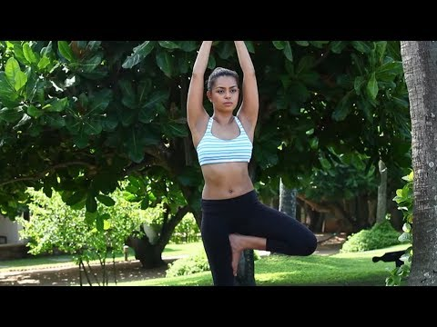 Vrksasana (Tree Pose) How To Perform & What Are Its Benefits Morning Yoga Routine For Beginners