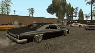 GTA - Minimal Skills 10 - San Andreas - (Sweet mission 7): Cesar Vialpando