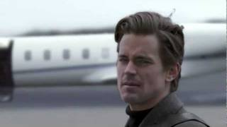 White Collar- Kate's plane explodes