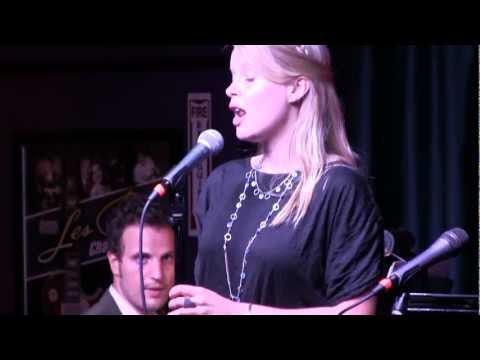 "Bria Skonberg at Iridium Jazz Club, NYC ""Love Me Or Leave Me"""