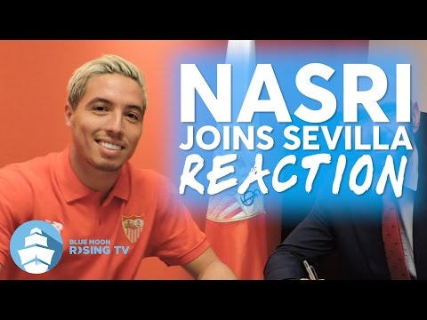 Samir Nasri to Sevilla | Transfer Deadline Day