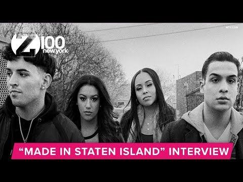 'Made in Staten Island' Cast Explains The Difference Between Them And 'Jersey Shore' Mp3
